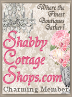 Proud member of Shabby Cottage Shops, a great online shopping mall!
