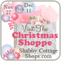 The Christmas Shoppe at Shabby Cottage Shops