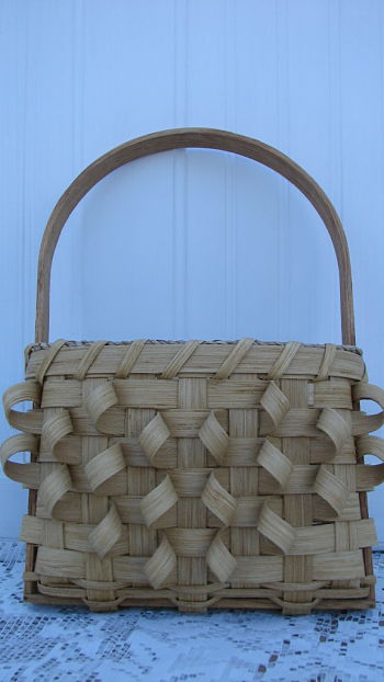 Wall Basket-basket,wall,handmade,handwoven,reed,curls,natural,gift,cottage,homedecor,decoration,oak,